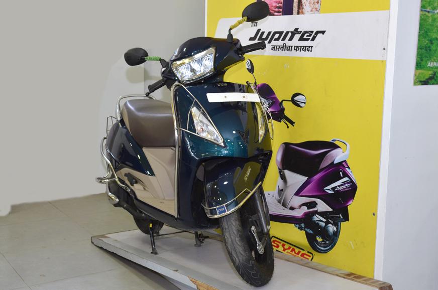 Honda Activa, TVS Jupiter, Suzuki Access sales increase in October 2019