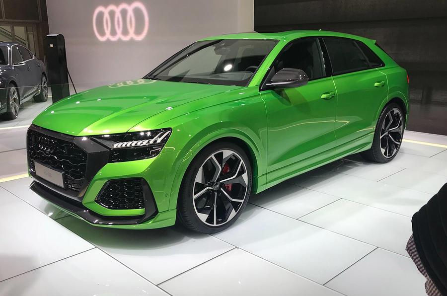 600hp Audi RS Q8 revealed