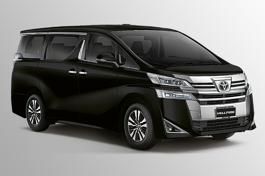 Toyota Vellfire India launch confirmed for early 2020
