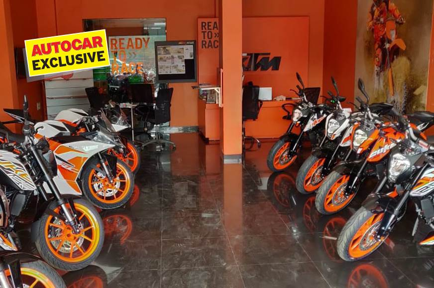 KTM to introduce BS6 models next month