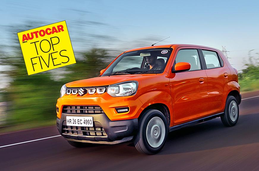 Best petrol-manual budget hatchbacks
