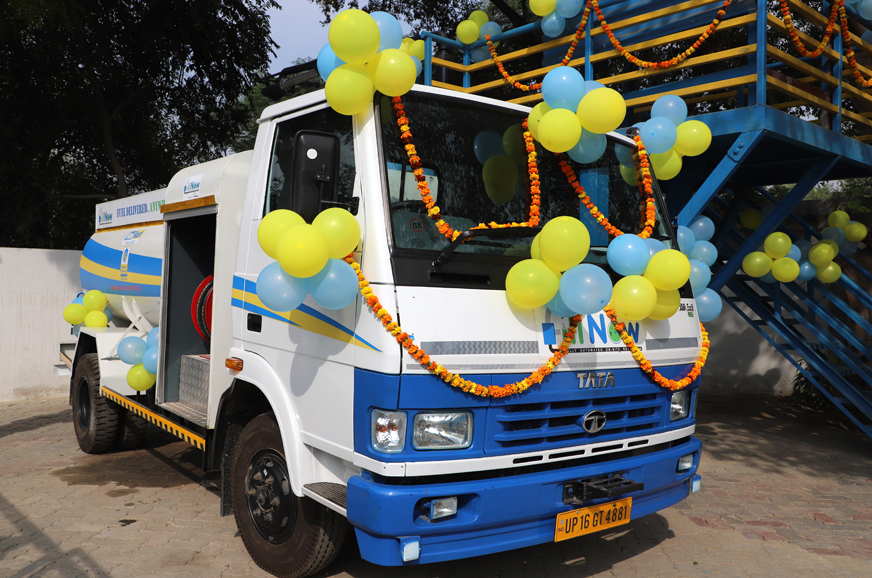 Bharat Petroleum begins doorstep delivery of diesel in Noida
