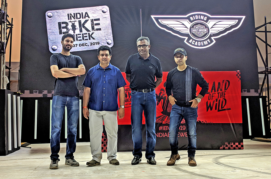 Harley-Davidson India announces Riding Academy in partnership with Autocar India