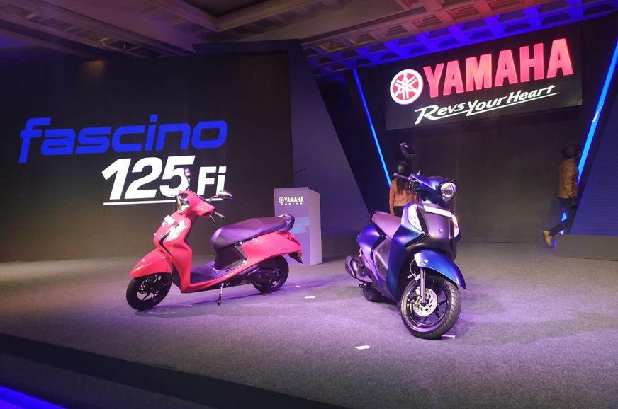 Yamaha Fascino 125 Fi BS6 launched at Rs 66,430