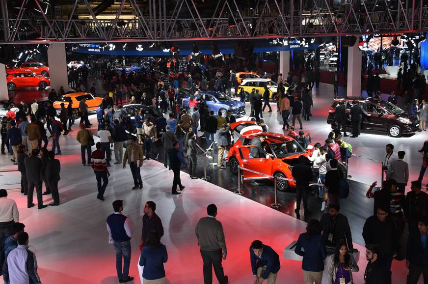 Contemplated postponing Auto Expo 2020: SIAM