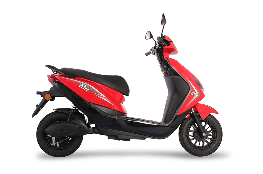 Ampere Reo Elite electric scooter launched at Rs 45,099