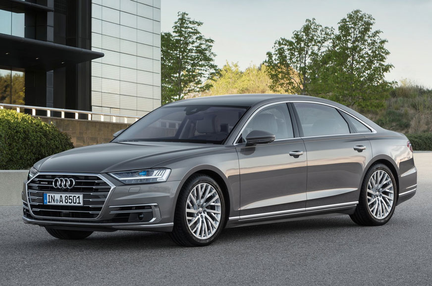 New Audi A8 L India launch in February 2020