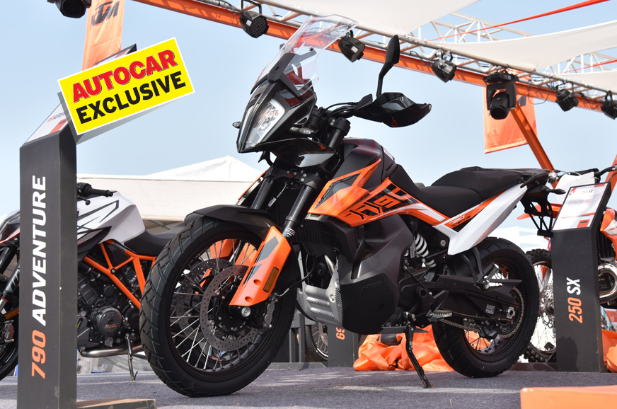 KTM 790 Adventure to launch towards end-2020