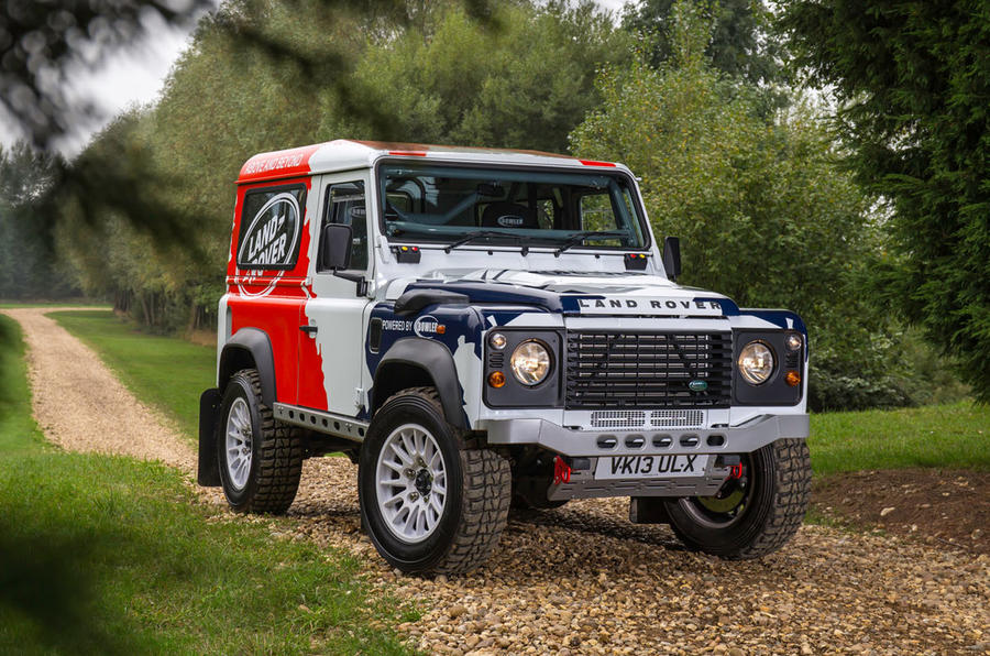 JLR acquires off-road performance tuning firm Bowler