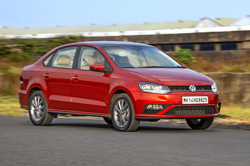 Volkswagen Vento facelift review, test drive