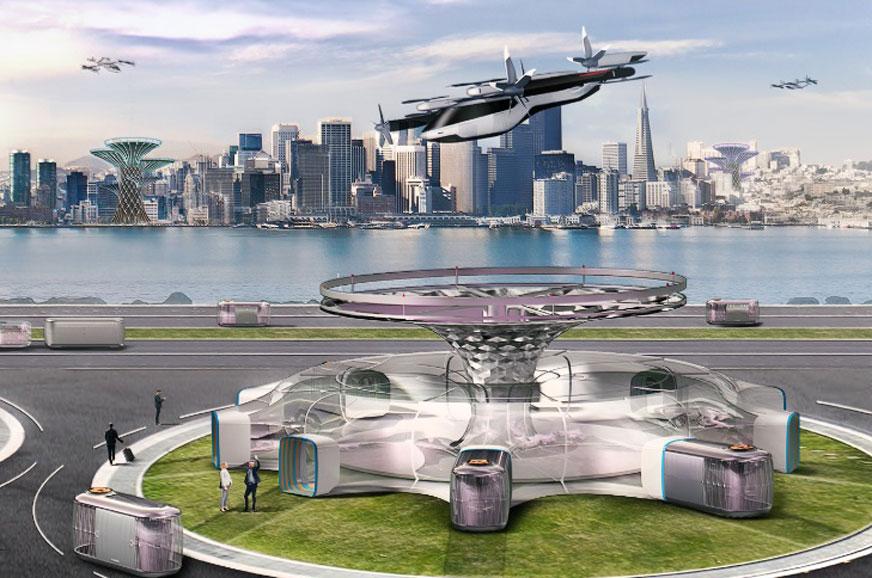 Hyundai to showcase flying car concept at CES 2020