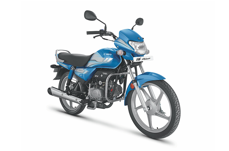 Bs6 Hero Hf Deluxe Launched Priced From Rs 55 925 Autocar India