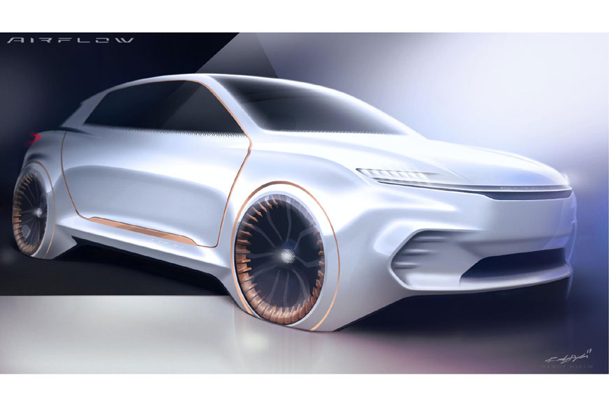 FCA Airflow Vision, Fiat Centoventi concepts to be showcased at CES 2020