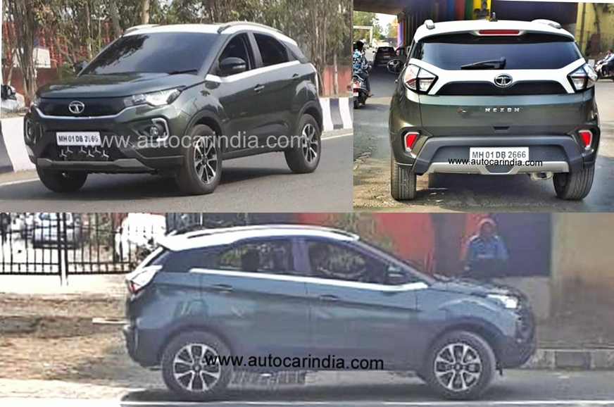 Tata Nexon facelift ready for launch