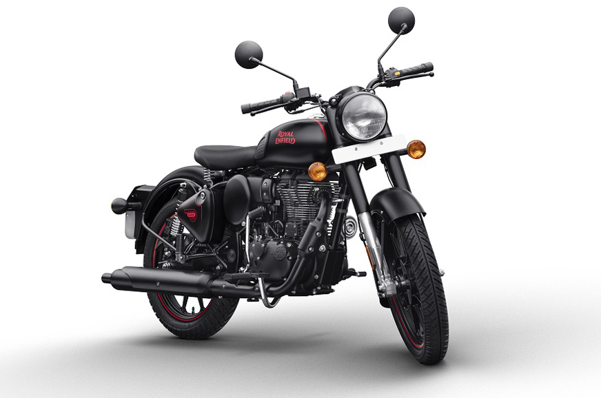 BS6 Royal Enfield Classic 350 launched at Rs 1.65 lakh