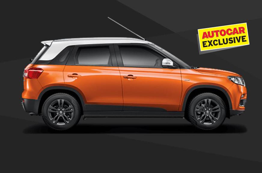 Maruti Suzuki Vitara Brezza petrol new details revealed