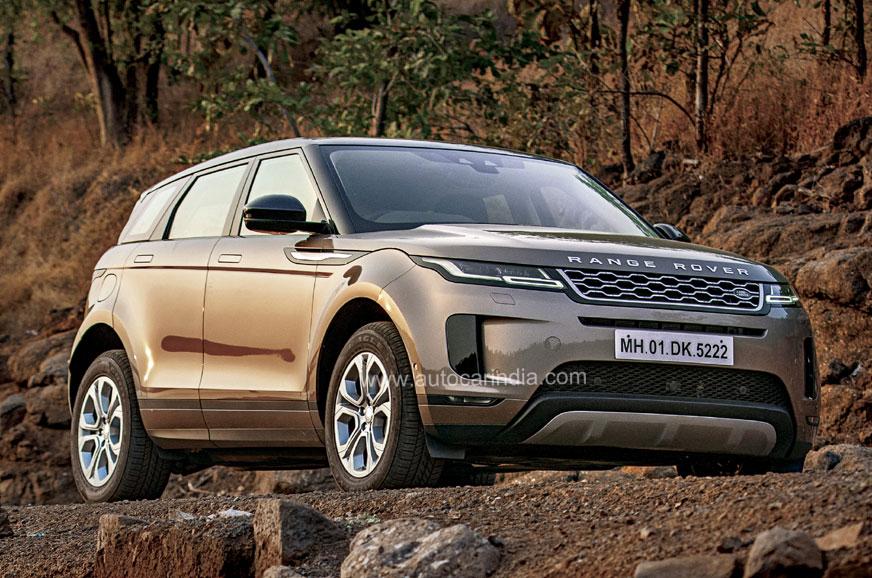 Range Rover Evoque India launch on January 30