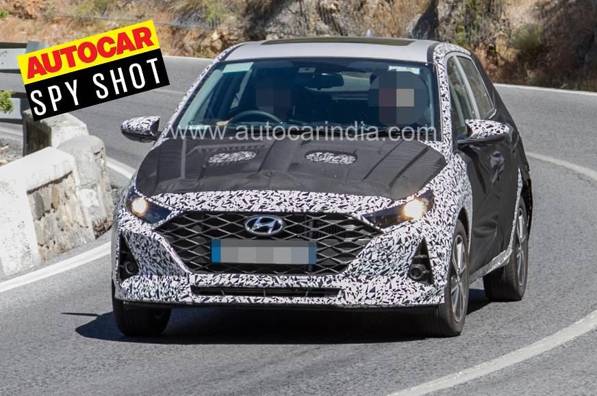 Next-gen Hyundai i20 India launch in June 2020