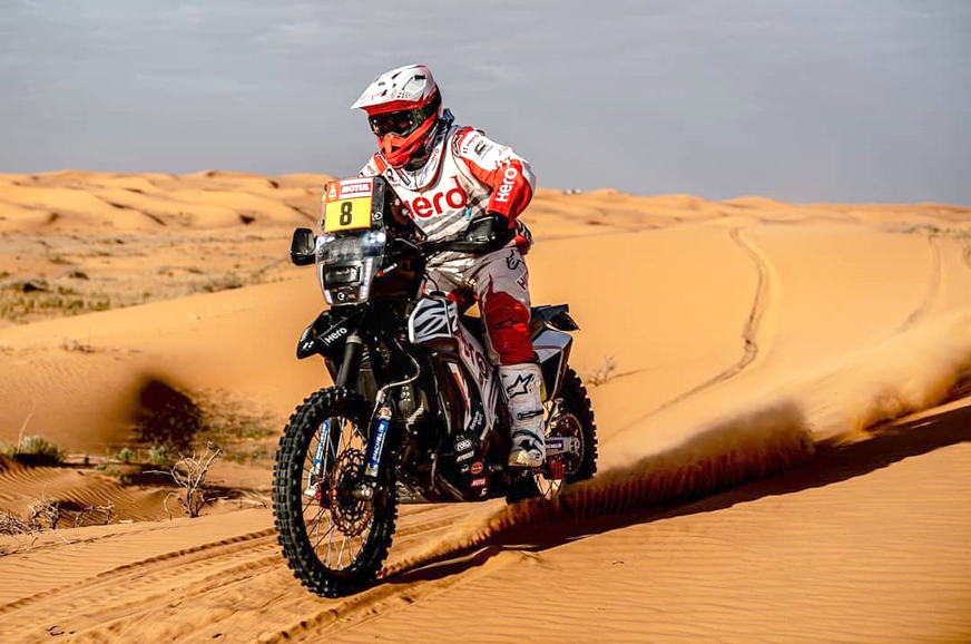 Dakar 2020: Hero MotoSports withdraws after Paulo Gonçalves' death