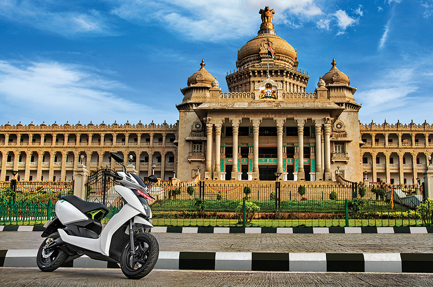 Ather 450X to launch in 10 cities soon