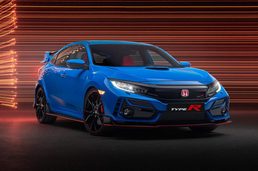 Honda reveals updated Civic Type R