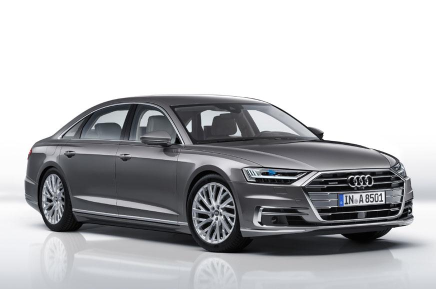 New Audi A8 L launch on February 3