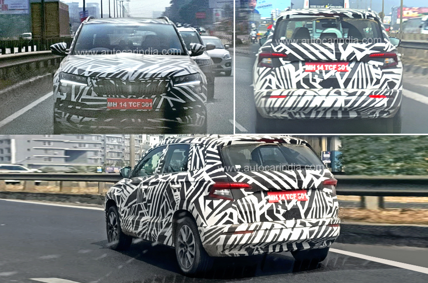 Skoda Karoq to be unveiled in India on February 3, 2020