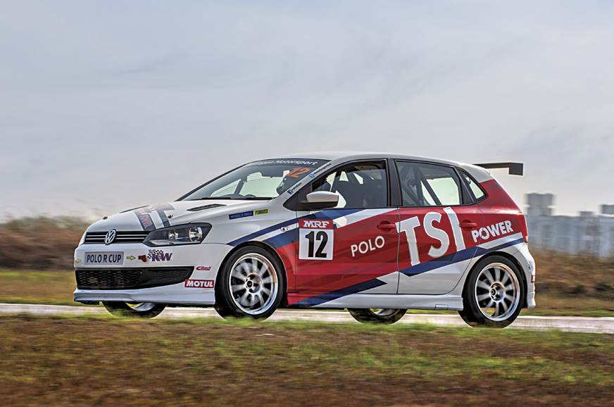 Volkswagen India brings back the Polo Cup; replaces Ameo Cup
