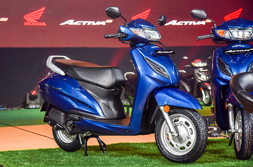 Honda Activa 6G BS6 launched at Rs 63,912