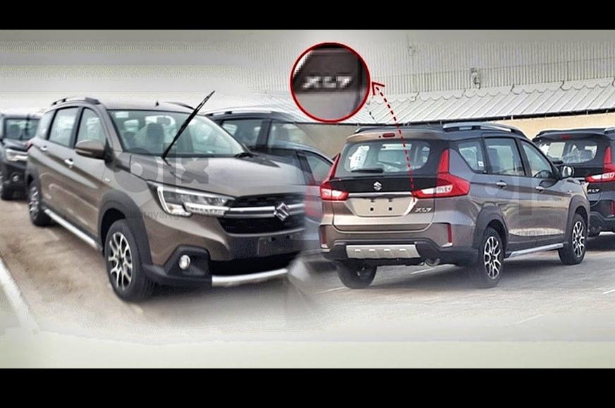 New Suzuki XL7 to be based on Maruti XL6