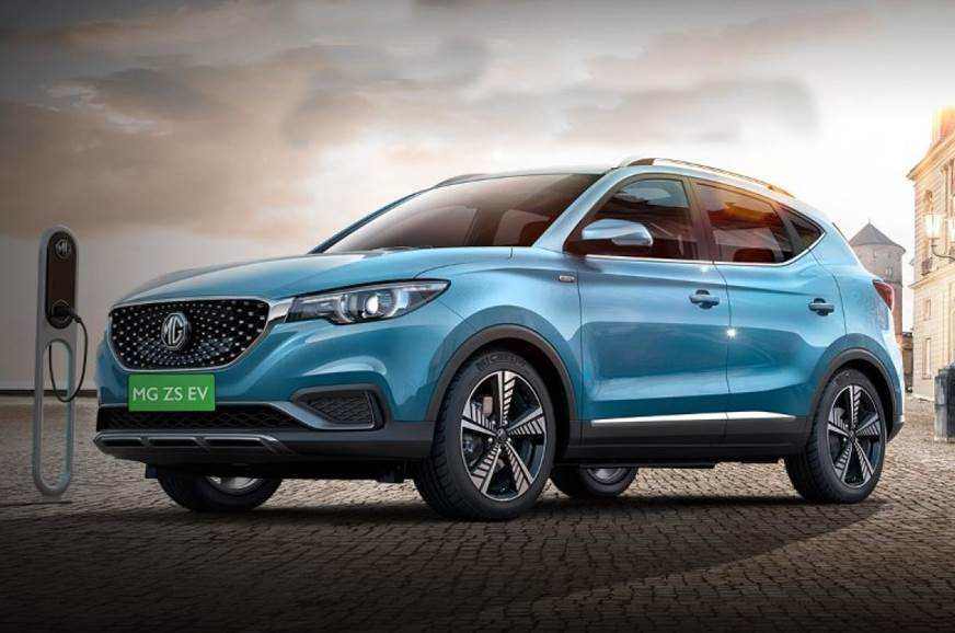 MG ZS EV to launch on January 27