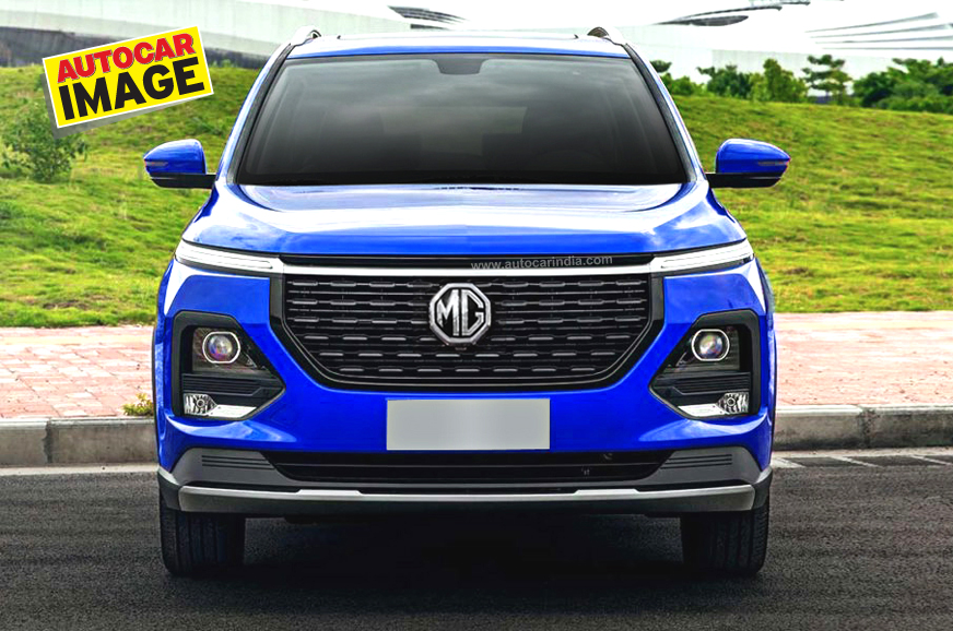 MG Hector Plus to debut at Auto Expo 2020; launch in April ...