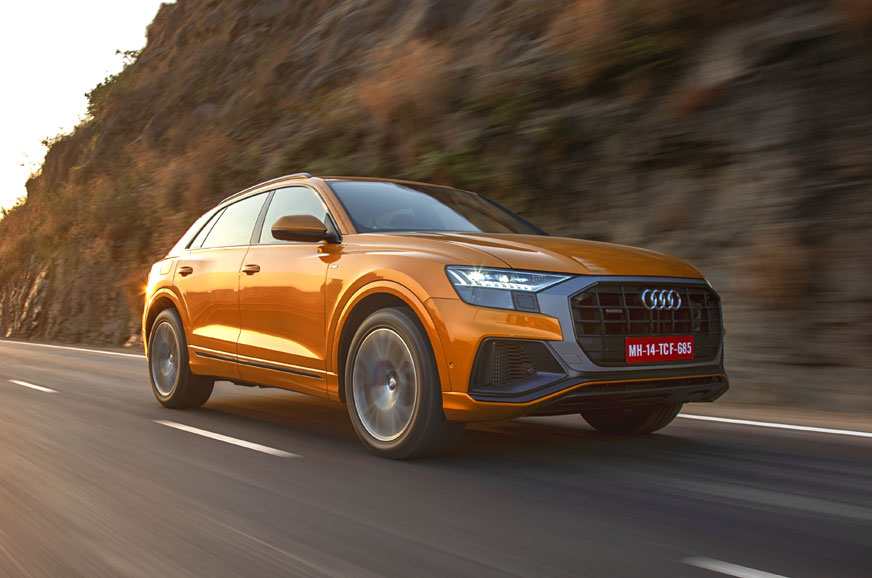 Audi Q8 India review, test drive