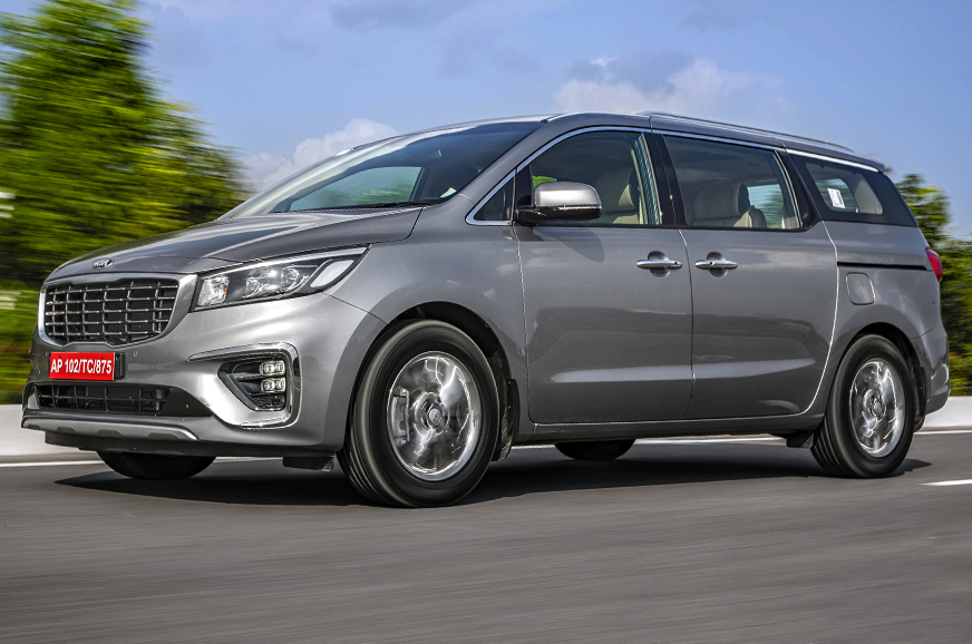 Kia Carnival review, test drive