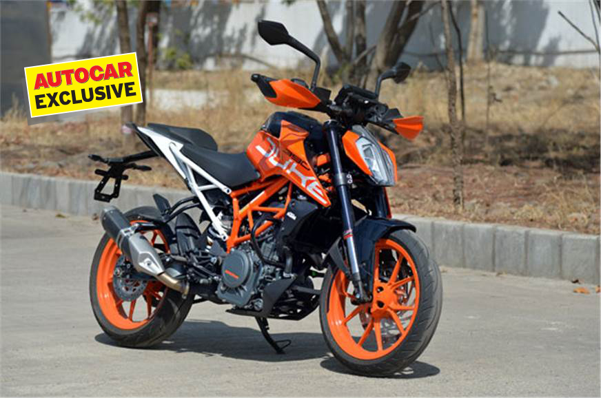 BS6 KTM 390 Duke to get quickshifter as standard