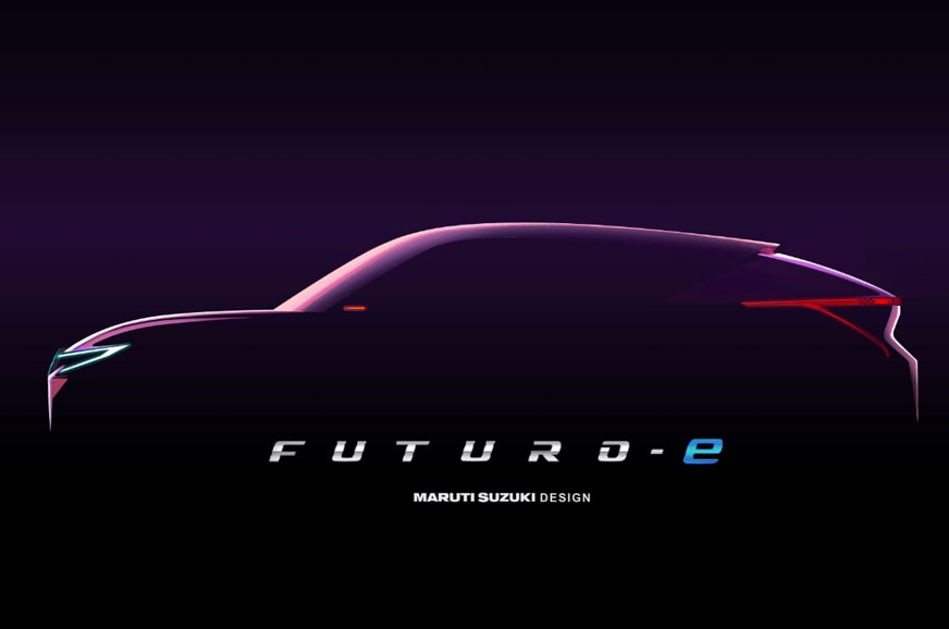 Maruti Suzuki Futuro-e SUV-coupe previewed ahead of Auto Expo 2020 debut