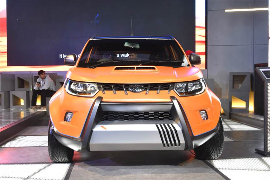 Mahindra to showcase 18 models at Auto Expo 2020