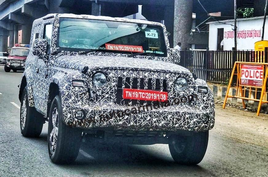Next-gen Mahindra Thar to skip Auto Expo 2020