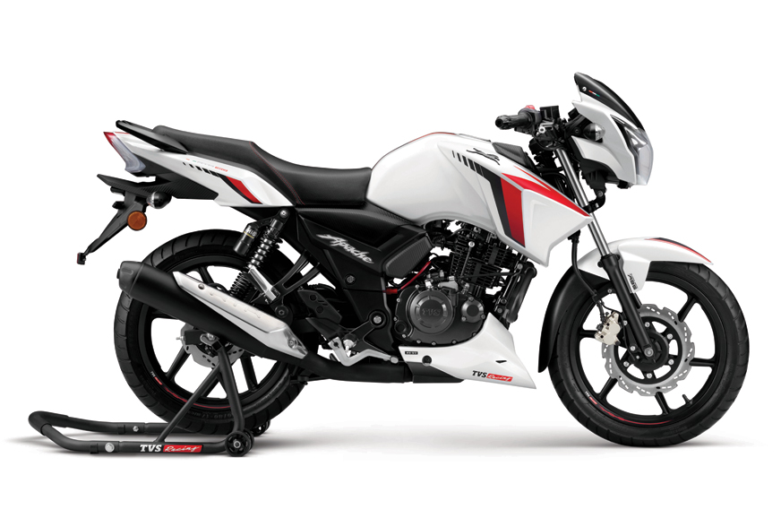 BS6 TVS Apache RTR 160 launched at Rs 93,500