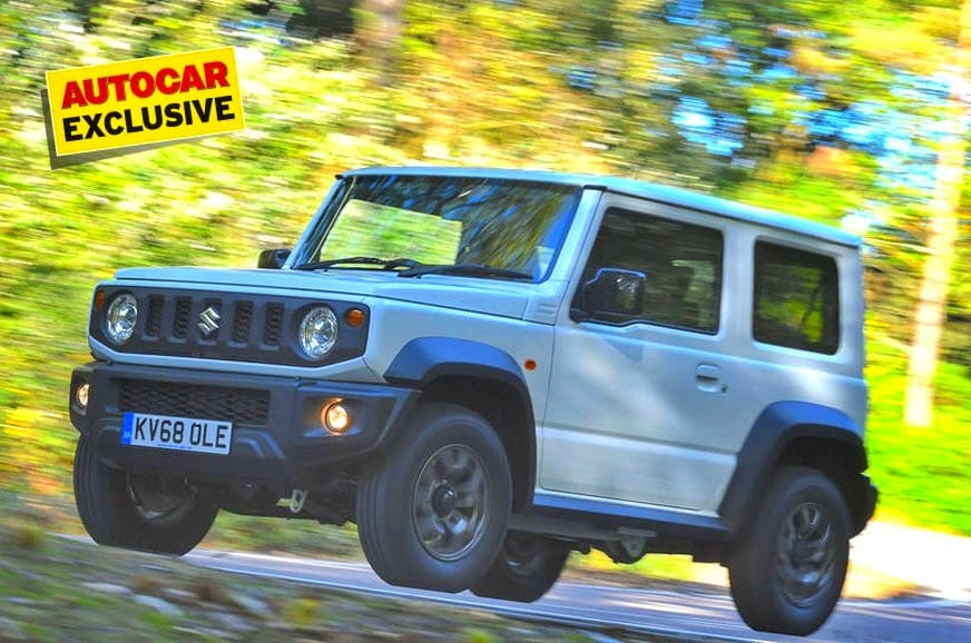Maruti Suzuki to showcase Jimny SUV at Auto Expo 2020
