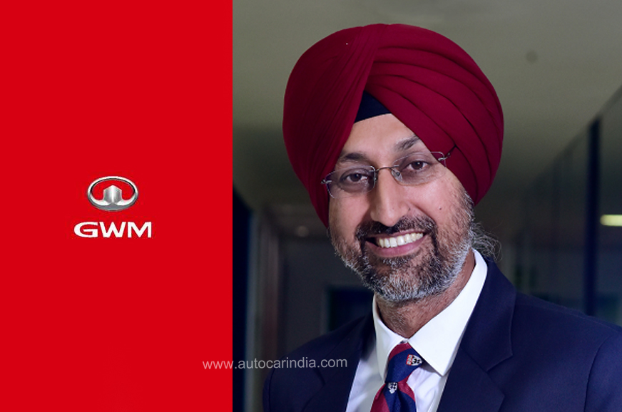 Great Wall Motors names Hardeep Singh Brar marketing and sales chief for India