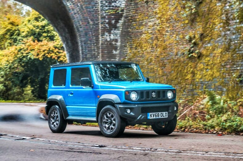 Suzuki to stop selling Jimny in Europe