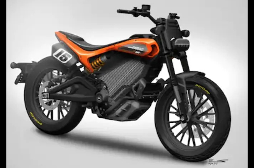 Harley-Davidson reveals two electric concepts
