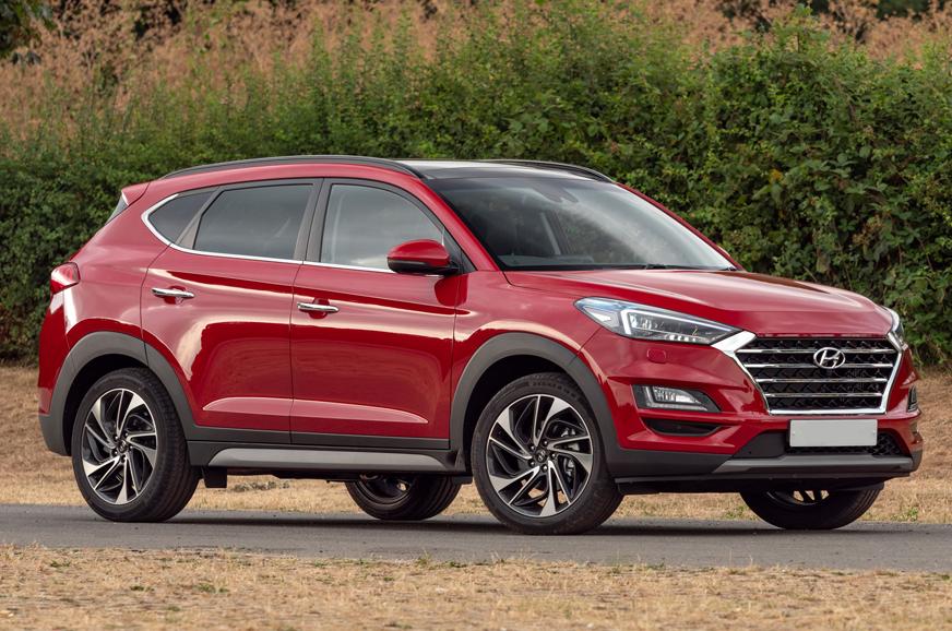 Hyundai Tucson facelift India launch on February 5