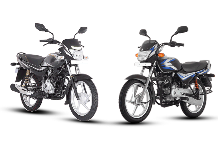 BS6 Bajaj CT100 and Platina 100 launched