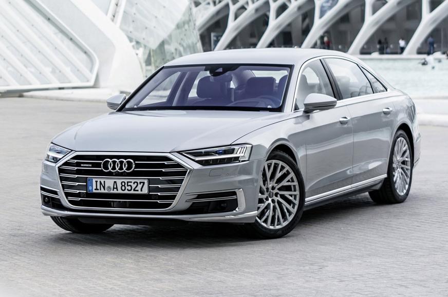 Audi reveals India-spec A8 L details