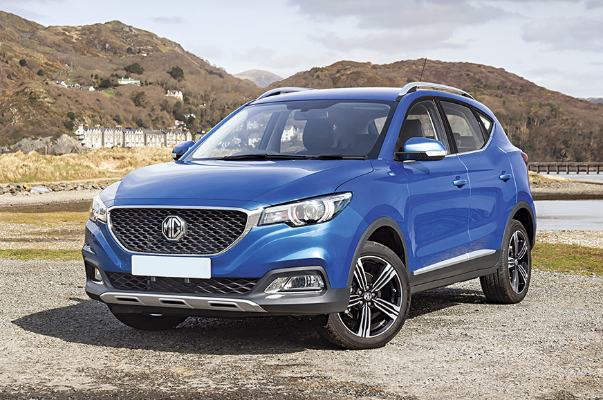 MG to launch ZS petrol in India