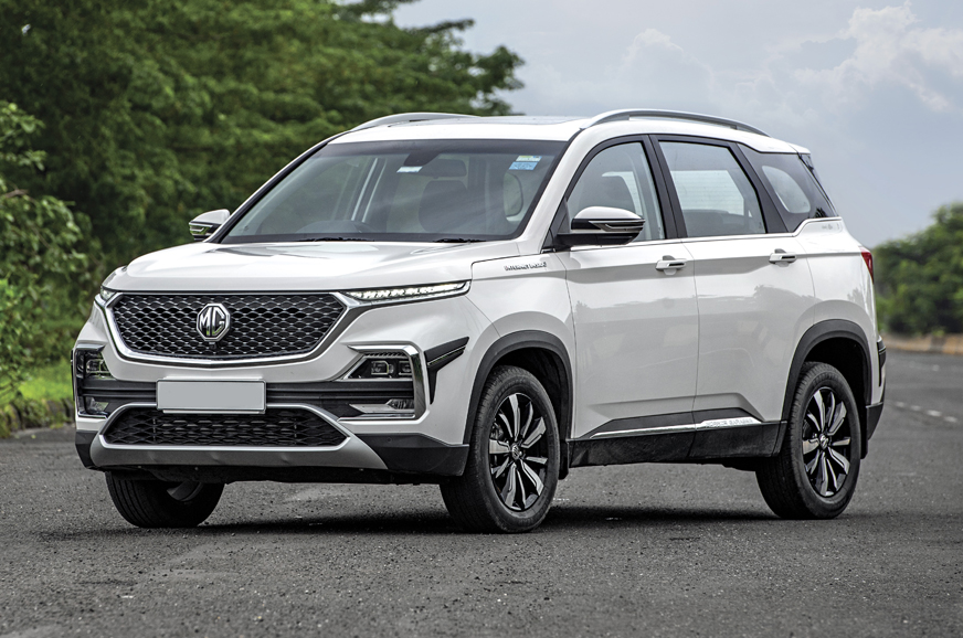 BS6 MG Hector Petrol Launched Priced From Rs 12 74 Lakh