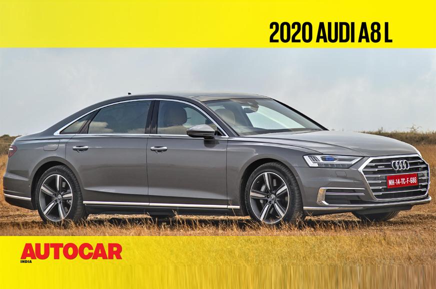 2020 Audi A8 L video review