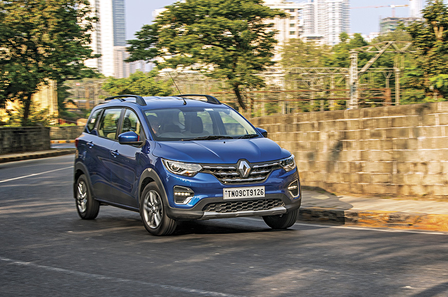 Renault Triber long term review, first report
